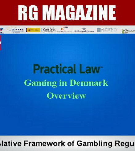Gaming in Denmark - overview -...