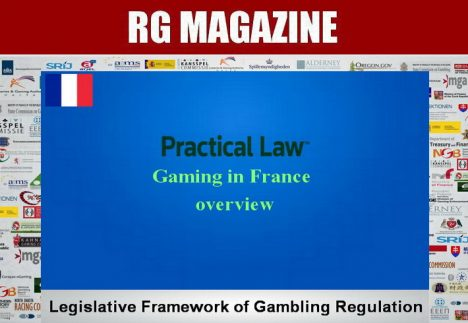 Gaming in France - Overview -