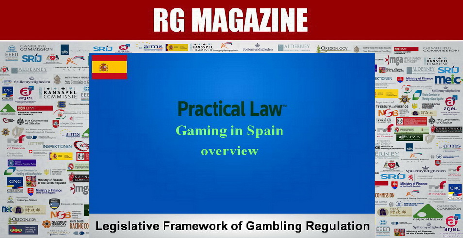 Gaming in Spain - Overview -