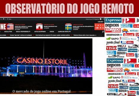 O mercado de jogo online em Portugal