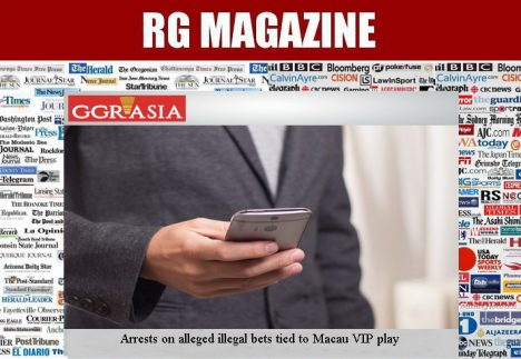 Arrests on alleged illegal bets tied to Macau VIP play 1