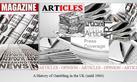 A History of Gambling in the UK (until 1960)