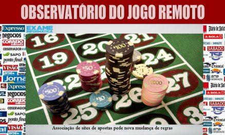 Associação de sites de apostas pede nova mudança de regras
