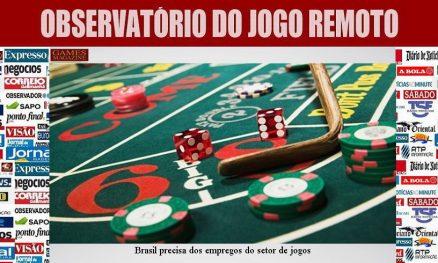 Brasil precisa dos empregos do setor de jogos