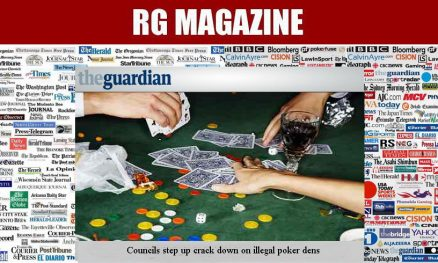 Councils step up crack down on illegal poker dens