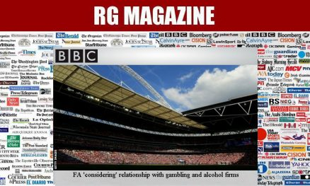 FA 'considering' relationship with gambling and alcohol firms - Greg Clarke