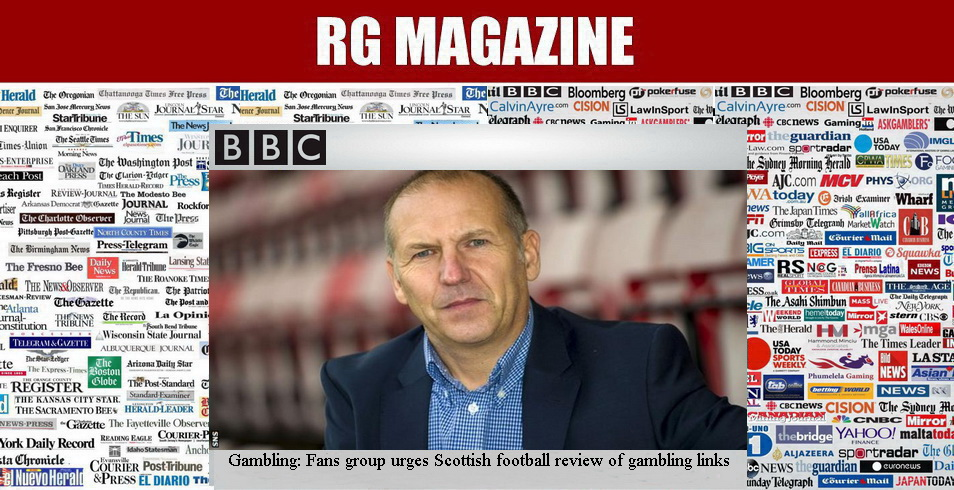 Gambling - Fans group urges Scottish football review of gambling links