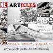 Why do people gamble – Executive Summary