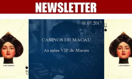 01.07.2017 - As salas VIP de Macau