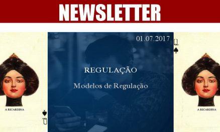 01.07.2017 - Modelos de Regulacao