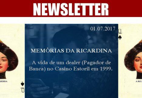A vida de um dealer (Pagador de Banca) no Casino Estoril em 1999....