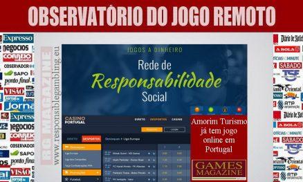 Amorim Turismo já tem jogo online em Portugal