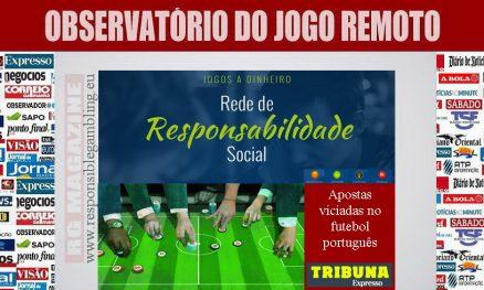 Apostas viciadas no futebol português