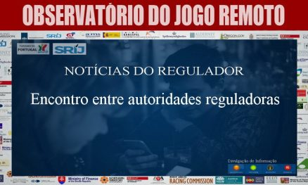 Encontro entre autoridades reguladoras...