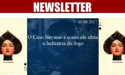 01.08.2017 - O Caso Neymar e como ele afeta a Indústria do Jogo