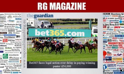 Bet365 faces legal action over delay in paying winning punter £54,000