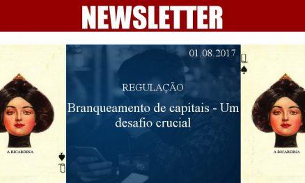 Branqueamento de capitais - Um desafio crucial
