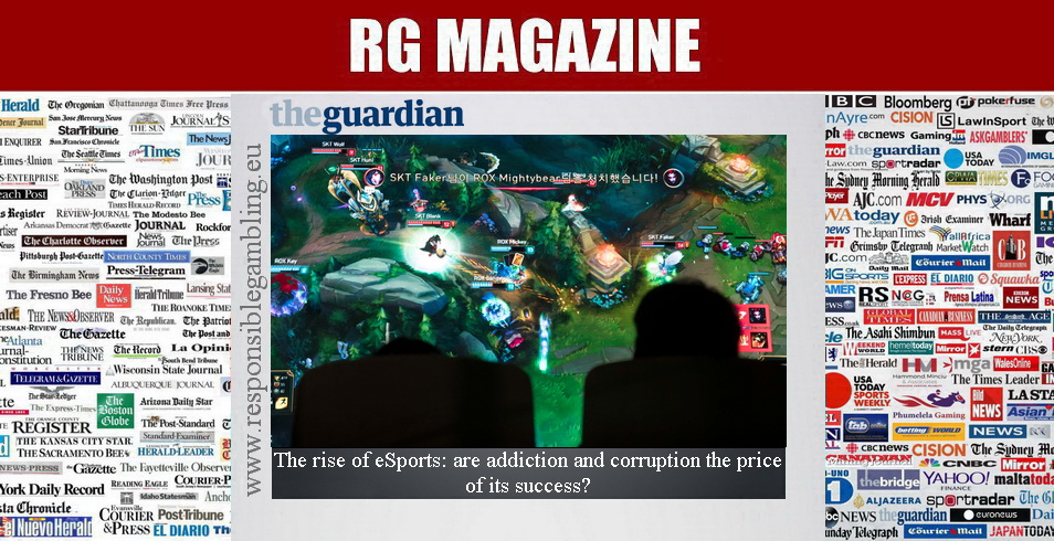 The rise of eSports - are addiction and corruption the price of its success