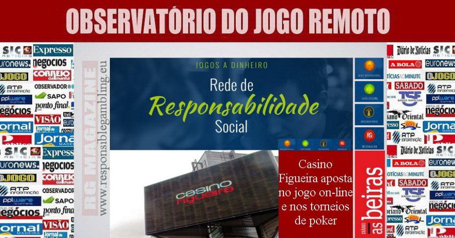 Casino Figueira aposta no jogo on-line e nos torneios de poker