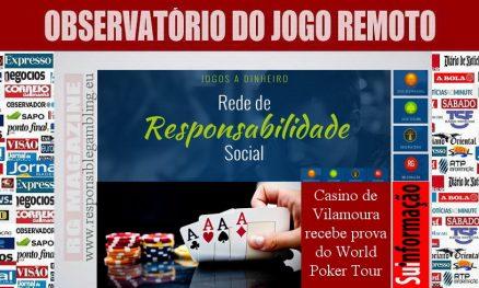 Casino de Vilamoura recebe prova do World Poker Tour 1