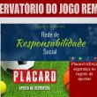 Placard reforça segurança no registo de apostas