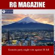 Komeito party might vote against IR bill