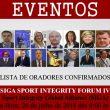 Conferência: SIGA Sport Integrity Forum IV