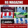 Number of clubs sponsored by betting firms is 'disturbing', say…