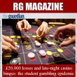 £20,000 losses and late-night casino binges: the student gambling epidemic