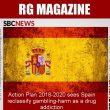 Action Plan 2018-2020 sees Spain reclassify gambling-harm as a drug…