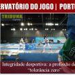 """Integridade desportiva: a profissão de fé da """"tolerância zero"""""""