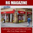 Ladbrokes Coral could lose 1,600 jobs after Foxy Bingo takeover