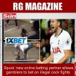 Spurs' new online betting partner allows gamblers to bet on…