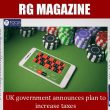 UK government announces plan to increase taxes