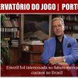 Estoril Sol interessada no futuro mercado de casinos no Brasil