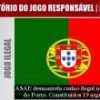 ASAE desmantela casino ilegal no centro do Porto. Constituídos 19…