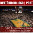 NBA faz parceria para distribuir informações de apostas